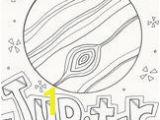 Jupiter Printable Coloring Pages Jupiter Colouring Page Plus Other Planets Jupiter