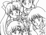 Jupiter Printable Coloring Pages Sailor Venus Jupiter Mercure Luna Artemis Et Sailor Mars