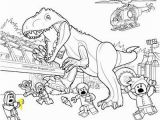 Jurassic Park Dinosaur Coloring Pages Printable Lego Jurassic World Coloring Sheets
