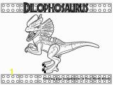 Jurassic World T Rex Coloring Pages Jurassic World