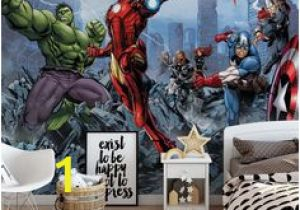 Justice League Wall Mural 19 Best Boys Room Wall Murals for Wall Images In 2019