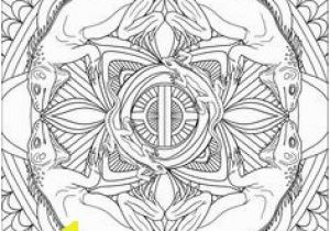 Kaleidoscope Coloring Pages Pdf 563 Best Color Mandalas Images On Pinterest In 2018