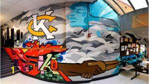 Kansas City Murals Kansas City north Munity Center Mural 3930 northeast Antioch