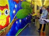 Kansas City Murals Mural Artwork by Scribe Designed for Visually Impaired Children at