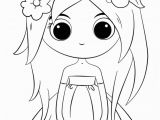Kawaii Disney Princess Coloring Pages 20 New thoughts About Kawaii Girl Coloring Pages that Will