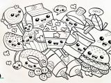 Kawaii Free Coloring Pages Color Pages Color Pages Cute Kawaiioring Printables Food