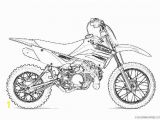 Kawasaki Dirt Bike Coloring Pages Dirt Bike Coloring Pages Kawasaki Klx Coloring4free Coloring4free