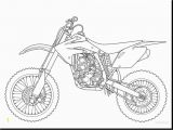 Kawasaki Dirt Bike Coloring Pages Dirt Bike Drawing Step by Step at Getdrawings