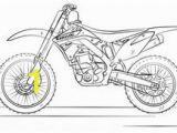 Kawasaki Dirt Bike Coloring Pages Graafwagen In Actie
