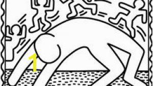 Keith Haring Coloring Pages Die 59 Besten Bilder Von Kunst In 2019