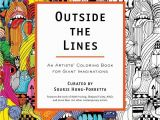Keith Haring Coloring Pages Outside the Lines An Artists Coloring Book for Giant