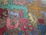 Keith Haring Wall Mural Cultural Hotspots Florence and Pisa In 48 Hours