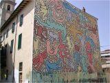 Keith Haring Wall Mural K Haring Earth