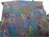 Keith Haring Wall Mural Keith Wall Art Picture Of Murale Tuttomondo Di Keith