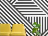 Kelly Hoppen Wall Mural 33 Best Geometric Wall Art Paint Design Ideas33decor