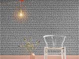 Kelly Hoppen Wall Mural Dots Black & White Wallpaper Grahambrownus