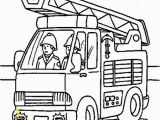 Kids Coloring Pages Fire Truck Fire Truck Coloring Pages Line Fire Truck Coloring Page