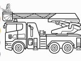 Kids Coloring Pages Fire Truck Glitter Fire Truck Coloring Pages for Kids