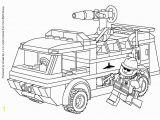 Kids Coloring Pages Fire Truck Lego City Fire Truck Coloring Page