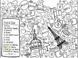 Kids Coloring Pages for Restaurants Coloring Pages — Xo Lp