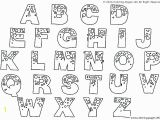 Kids Letter Coloring Pages Remarkable Abc Printable Coloring Pages – Dopravnisystemfo
