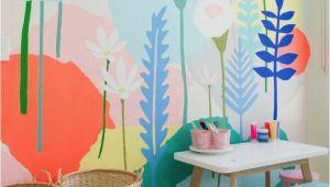 Kids Playroom Murals Playroom by Petite Vintage Interiors Kidsworld