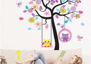 Kids Wall Murals Australia Owl Nursery Stickers Australia