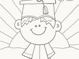 Kindergarten Graduation Coloring Page Graduation Coloring Pages Doodle Art Alley