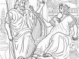 King David and Absalom Coloring Pages King David and Nathan Super Coloring