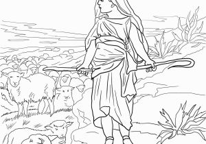 King David Coloring Pages King David Coloring Pages