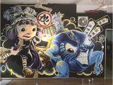 King Kong Wall Mural Boms Turning Feelings Into Characters