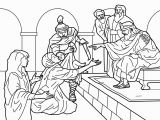 King solomon and the Baby Coloring Pages Old Testament