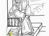 King solomon Coloring Page 63 Best solomon Images