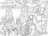 King solomon Coloring Page Joash Has the Temple Repaired Ii Kings 12