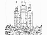 Kirtland Temple Coloring Page Inspirational Lds Temple Coloring Pages Page Elegant Home