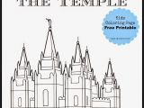 Kirtland Temple Coloring Page Inspirational Lds Temple Coloring Pages Petitive
