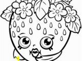 Kissing Lips Coloring Pages Print Fruit Apple Blossom Shopkins Season 1 Coloring Pages