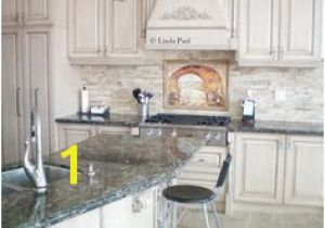 Kitchen Backsplash Mural Stone 10 Best Stacked Stone Backsplash Images