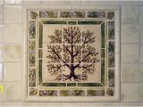 Kitchen Mural Wall Tiles Tree Tile Mural somi Tileworks