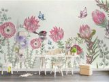 Kitchen Wall Mural Wallpaper Pin by Murwall On Floral Wall Murals In 2019