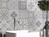 Kitchen Wall Murals Tile Us $9 61 Off 15 15cm 20 20cm Retro Diy Pvc Waterproof Self Adhesive Wall Decals Art Furniture Bathroom Kitchen Tile Sticker Ts060 In Wall Stickers