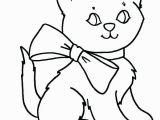 Kitty Cat Christmas Coloring Pages Cute Kitty Coloring Pages Cute Cat Coloring Pages Cute Kitty