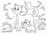 Kitty Cat Coloring Pages Cat to Colour Kitten Color Pages Elegant Kitty Cat Coloring