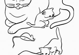 Kitty Cat Coloring Pages for Adults Kitten Coloring Pages Dog and Cat Coloring Pages Luxury Best Od Dog
