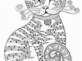Kitty Cat Coloring Pages Free 504 Best Coloring Pages Images On Pinterest