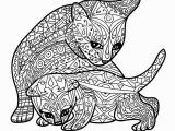 Kitty Cat Coloring Pages Free Free Cat Coloring Pages Beautiful Kitten Color Pages Elegant Kitty