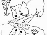 Kitty Cat Coloring Pages Free Kitty Cat Coloring Pages Unique S Cat