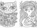 Kitty Cat Coloring Pages to Print Kitty Cat Coloring Pages Awesome Cool Free Coloring Pages Kitty New