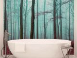 Komar Birch forest Wall Mural Details About Wall Mural Photo Wallpaper Xxl Nature Wood