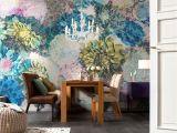 Komar Floral Wall Mural Прекрасные фотообои от Koma…
